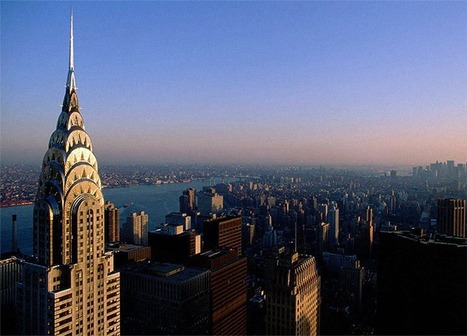Chrysler Building Joins Other Midtown Icons in Earning LEED-EB Gold | The Architecture of the City | Scoop.it