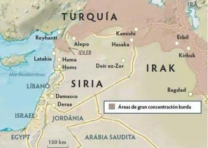 La Guerra Sucia del presidente turco Erdogan en Siria, Irak y Turquía | La R-Evolución de ARMAK | Scoop.it