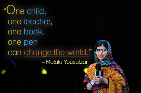 Weekly Wisdom: The Most Inspiring Education Quotes of All Time | Education Zone | Scoop.it