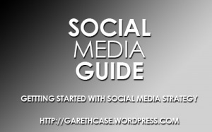 Social Media Guide: Getting Started With Social Media Strategy | All Things Web | Scoop.it