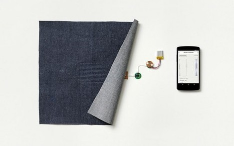 Robot Abuses Google's Smart Textiles to See How Much They Can Take | Entrepreneurship, Innovation | Scoop.it