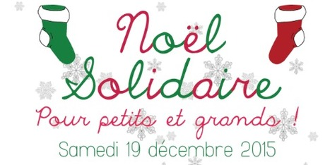 Ce samedi, participez au  Noël Solidaire dans le 10e à Paris avec  l'association La Maison du Canal. | Associations - ESS | Scoop.it