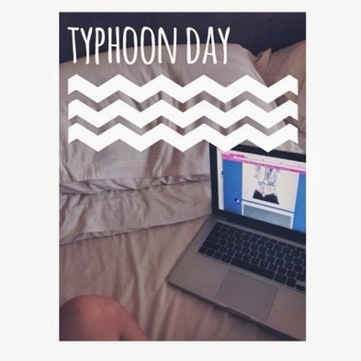typhoon day! | Imported Bubbly | Lifestyle | Scoop.it
