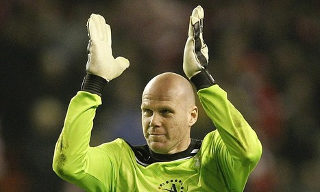 Brad Friedel extends Tottenham contract by another year... and could be in ... - Daily Mail | Barclays Premier League | Scoop.it