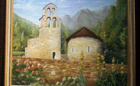 Saint-Lary : cinq artistes réunis  pour «Flâner le long des Nestes» | Vallée d'Aure - Pyrénées | Scoop.it