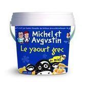 Michel & Augustin muscle le yaourt grec / La vie des produits - LINEAIRES, le mensuel de la distribution alimentaire   R&D - Nutrition   Scoop.it