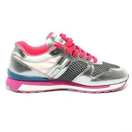 B1405 sneaker donna HOGAN REBEL ALLACCIATO PUNZONATO scarpa sneaker woman [37] su www.kellieshop.com | kellieshopsales | Scoop.it