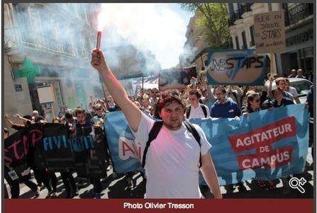 La voix des étudiants semi-entendue suite aux manifestations ! | veille_fage | Scoop.it