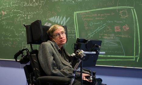 Stephen Hawking: Ο τρόπος που αντιμετωπίζουμε τον πλούτο μας έσπρωξε στο Brexit. Πρέπει να αναθεωρήσουμε | omnia mea mecum fero | Scoop.it