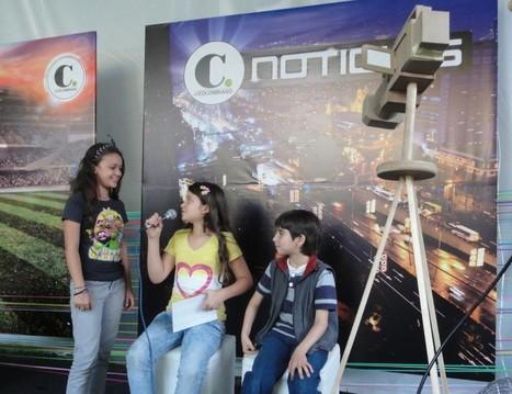 Prensa Escuela celebró la lectura y la escritura en la VII Fiesta del ... | Literatura infantil y juvenil | Scoop.it