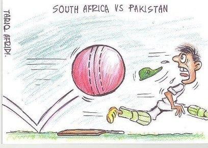 S.A take 411 runs lead in 1st test match versus Pak | BOL PAKISTANI | Pakistan News | Scoop.it