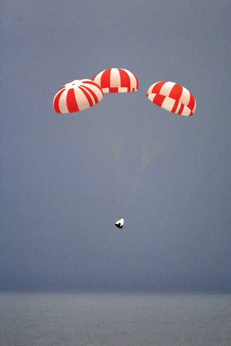SpaceX Dragon Helping FAA Free Up More Airspace | Aviation Week | More Commercial Space News | Scoop.it