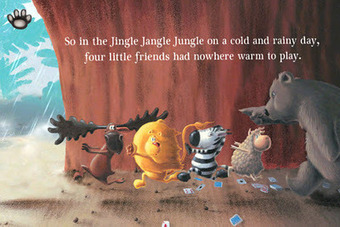 Kids Book Review: ebook Review: The Very Cranky Bear   Storytelling in the 21st Century   Scoop.it