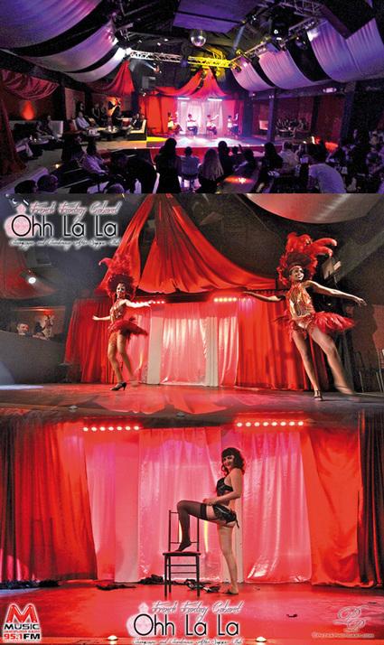 French Fantasy Cabaret : un public charmé par autant d'originalité | Valentina del Pearls (Le Burlesque Klub) | Scoop.it