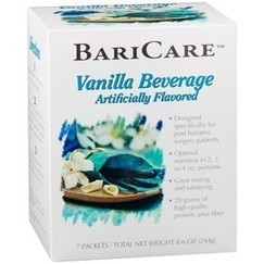 BariCare By Robard - Vanilla Beverage - (7 Servings/Box) | Diet Suppliment | Scoop.it