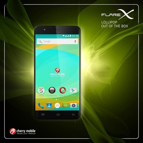 Cherry Mobile Flare X refreshed with new SoC | NoypiGeeks | Philippines' Technology News, Reviews, and How to's | Gadget Reviews | Scoop.it