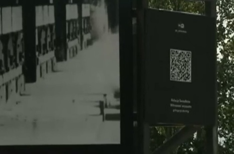 QR codes enhance the Auschwitz visitor history lesson and experience - QR Code Press | REALIDAD AUMENTADA Y ENSEÑANZA 3.0 - AUGMENTED REALITY AND TEACHING 3.0 | Scoop.it