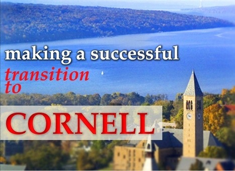Cornell Learning Strategies Center | Academic Skills and Academic Literacies | Scoop.it
