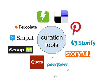 Content Curation Tools for Educators - Curate Content | Creativity & Learning | Scoop.it