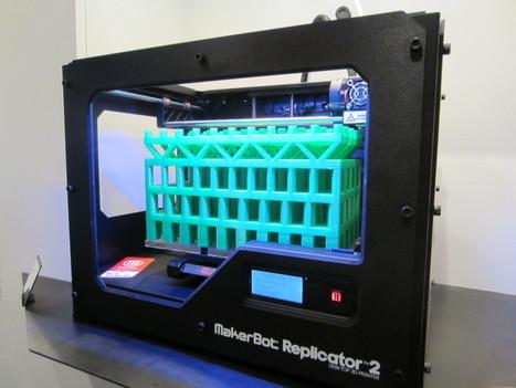 Il punto di vista di Xerox sulla stampa 3D   Technico Blog   ToxNetLab's Blog   Scoop.it