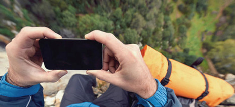 10 Outdoor Mobile Apps to Make That Great Outdoors Trip a Memorable One | Mobile Apps | Scoop.it