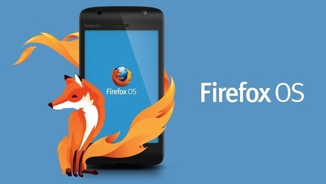 Fin du développement de Firefox OS pour les smartphones | Freewares | Scoop.it