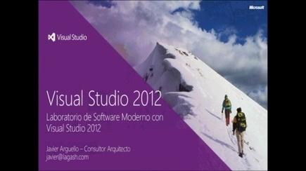 Serie Ágiles 4: Construyendo un Laboratorio de Software moderno con Visual Studio y Team Foundation Server (Channel 9) | software labs | Scoop.it