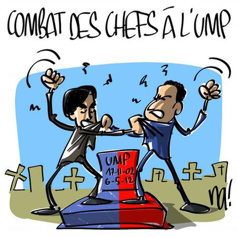 """Combat des chefs à l'UMP   """"Les Centristes humanistes""""   Scoop.it"""