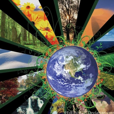 Earth Day 2012: This Isn't About Tree-Hugging Anymore, It's About the Way We Live | EARTH MATTERS | Scoop.it