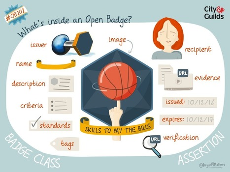 Open Badges – the start of a new adventure | Using Moodle to Teach Chemistry | Scoop.it