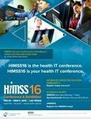 HIMSS16 Conference & Exhibition | Electronic Health Information Exchange | Scoop.it