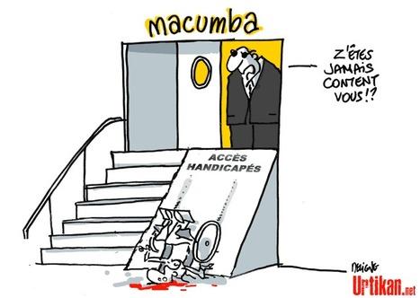 Handicap: l'accessibilité ne sera pas pour 2015 | Baie d'humour | Scoop.it
