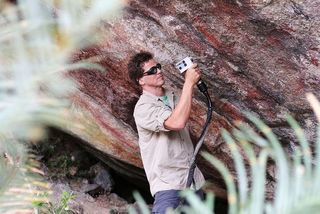 Ancient rock art comes back to life | Aboriginal Artists | Scoop.it