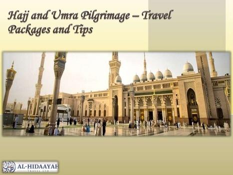 Best Hajj Packages from Leading Tour Operators | al-hidaayah | Scoop.it