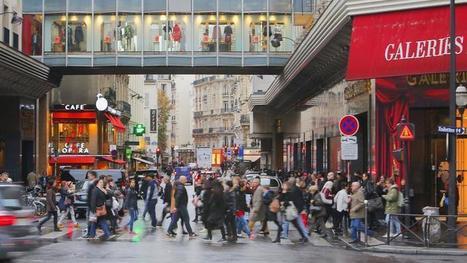 Galeries Lafayette ouvre un magasin réservé aux groupes de touristes   mobile, digital and retail   Scoop.it