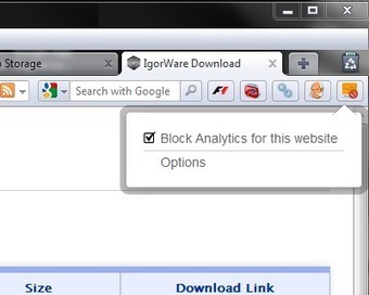 Block Yourself from Analytics - Browser Extension | GooglePlus Expertise | Scoop.it