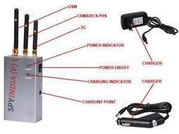 Hi Tech Portable Cell Phone Jammer | Portable Mobile Phone Jammer - Delhi India | Sting operation | Scoop.it