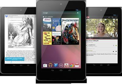 Google Nexus 7 review: Sets the small slate standard | ADP Center for Teacher Preparation & Learning Technologies | Scoop.it