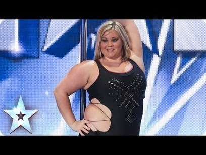 This BBW Girl Steps On Stage, What She Did Next Blew Everyone Away! | The Unsigned Blast | Scoop.it