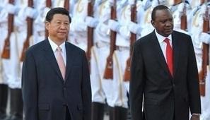 Le Kenya signe pour 5 milliards de dollars de contrats avec la Chine | Intelligence économique et développement international | Scoop.it