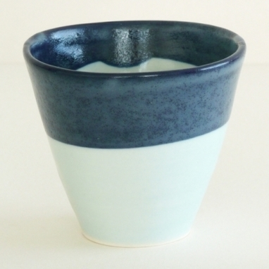 Artwork: 'ALL IN YOUR CUP' short goblet #1 - Open House Art | Art - Crafts - Design | Scoop.it