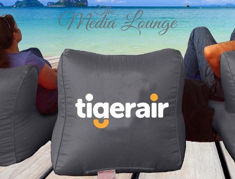 Tiger Air Chooses Media Lounges for Stereosonic   Bean Bags   Scoop.it