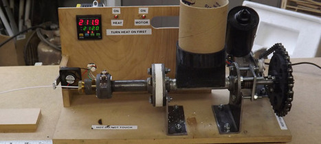 Finally, a machine that makes cheap 3D printer filament. | FabLabs, design, hackerspaces, makerspaces | Scoop.it