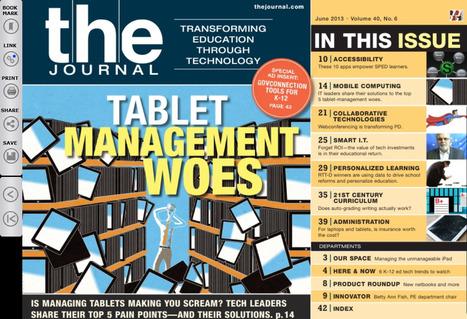 THE Journal June 2013 - Online Magazine | Math Whizz | Scoop.it