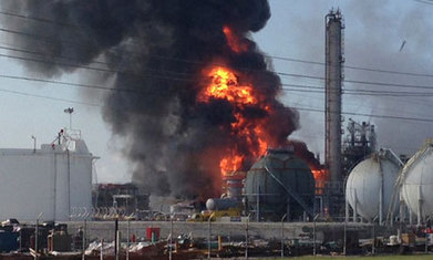 Deadly explosion rocks Louisiana chemical plant   Restore America   Scoop.it