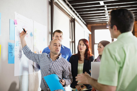 Are Today's Organizational Structures Harming The Future Of Business?   Disrupting Higher Education   Scoop.it