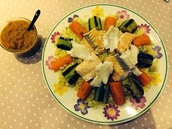 Recette Couscous Thermomix marocain de poisson au Thermomix |Recette Couscous Marocain | Recette Couscous | Couscous Royal | recette-couscous | Scoop.it