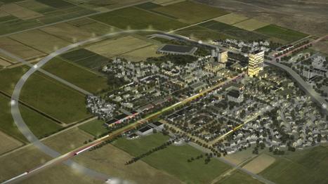 Une ville high-tech à 1 milliard de dollars | Urbanisme | Scoop.it