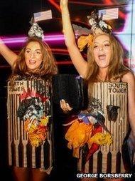 Twin Towers fancy dress pair slammed | A Level Media Studies | Scoop.it