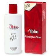 Alpha Hydrox - Foaming Face Wash | The Best 10 Skin Care Products for Women | best skin care products | Scoop.it